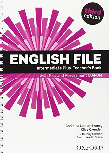 9780194558266: English file. 3Rd Int Plus. Test Cd-Rom