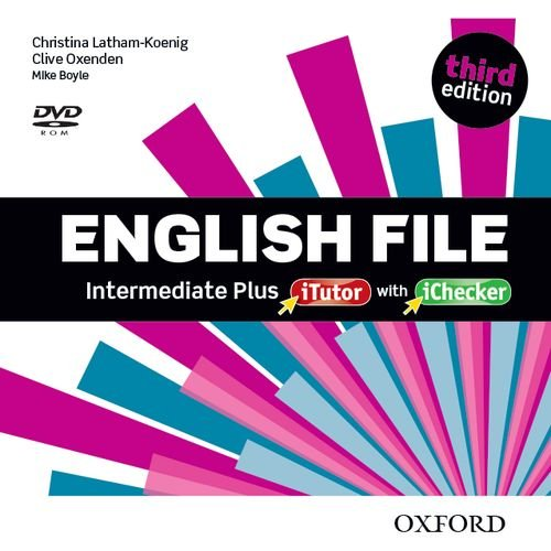 9780194558372: English File third edition: Intermediate Plus: iTutor DVD-ROM