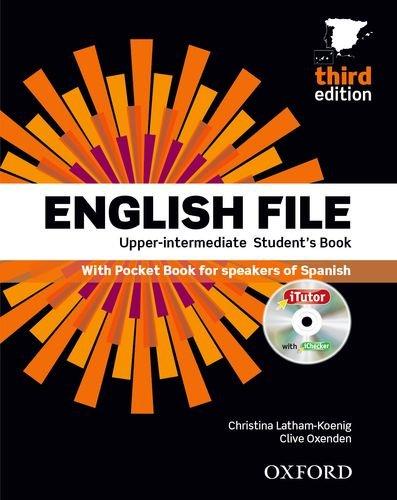 9780194558440: English File Upper-intermediate