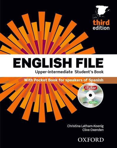 9780194558440: English File Upper-intermediate
