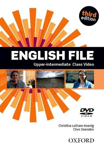 9780194558563: English File third edition: Upper-intermediate: Class DVD: The best way to get your students talking [VHS]