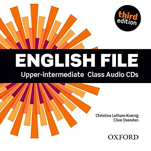 9780194558587: English File third edition: English File Upper-Intermediate class: CD (3rd Edition)