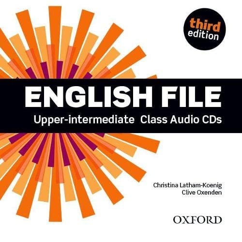 9780194558587: English File third edition: Upper-intermediate: Class DVD: The best way to get your students talking