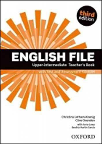 9780194558617: English File third edition: Upper-intermediate: Teacher's Book with Test and Assessment CD-ROM