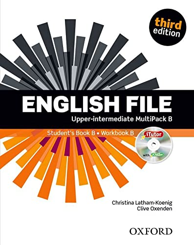 9780194558631: English File: Upper-Intermediate: Multipack B