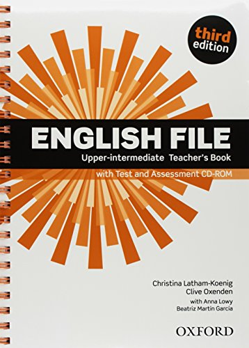 9780194558716: English file 3rd
