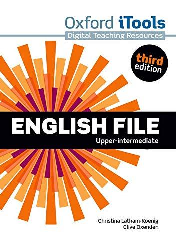 English File Third Edition: Upper-intermediate: iTools: Upper-intermediate