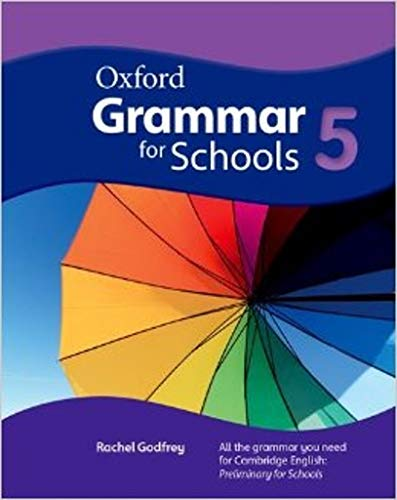 9780194559041: Oxford Grammar for Schools: 5: Student's Book