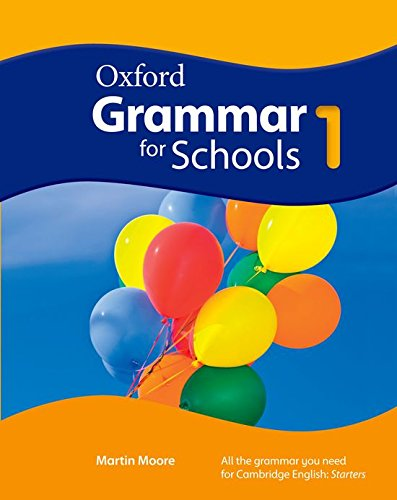 9780194559072: Oxford Grammar for Schools: 1: Student's Book and DVD-ROM