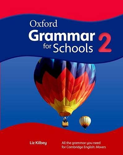 9780194559089: Grammar for Schools 2: Student's Book and DVD-ROM