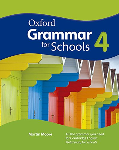 9780194559102: Oxford Grammar for Schools: 4: Student's Book and DVD-ROM