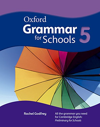 9780194559119: Oxford grammar for schools. Per la Scuola media: 5