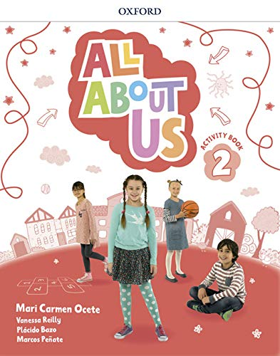 9780194562195: All About Us 2. Activity Book