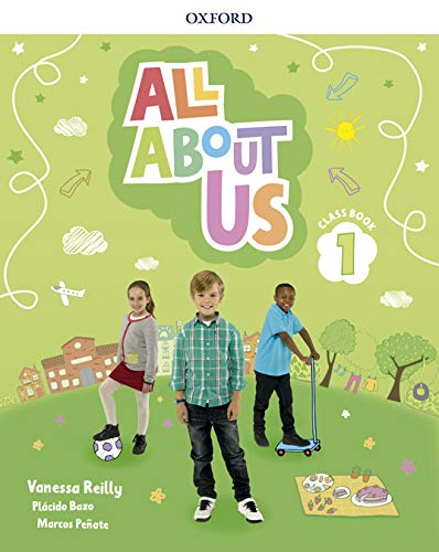 9780194562348: All About Us 1. Class Book Pack
