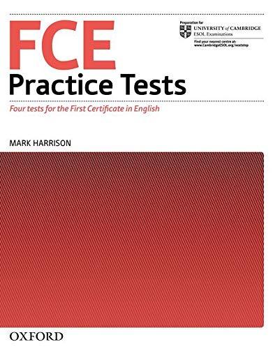 FCE PRAC TSTS W/O KEY NEW ED: HARRISON