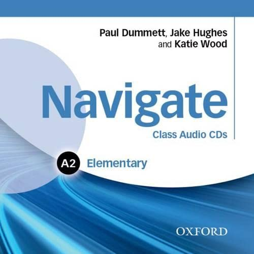 9780194565288: Navigate A2. Class Audio CD