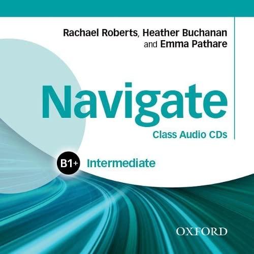 9780194565684: Navigate B1+. Class Audio CD