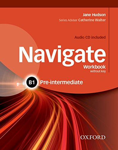 9780194566520: Navigate: B1 Pre-intermediate: Workbook with CD (with key)