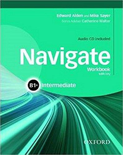 9780194566667: Navigate: B1+ Intermediate: Workbook with CD (without key)