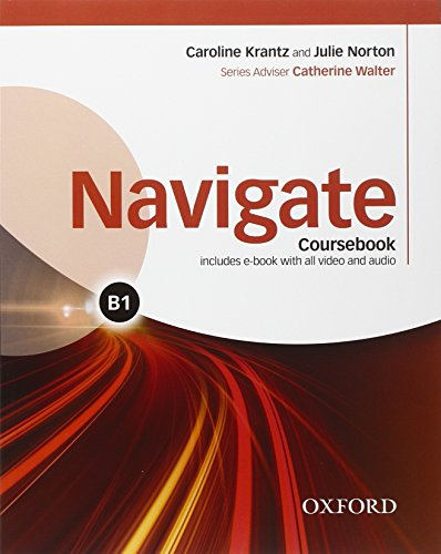 9780194567664: Navigate B1. Con Student's Book. Workbook. eBook