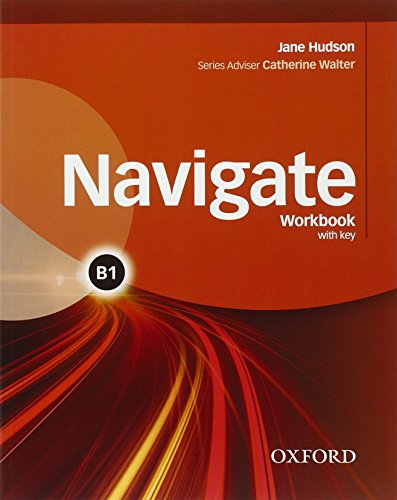 9780194567671: Navigate B1. Con Student's Book. Workbook. Chiave. eBook