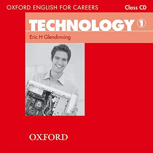 9780194569521: Oxford English for Careers: Technology 1: Class Audio CD