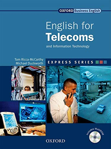 9780194569606: Express Series: English for Telecoms and Information Technology