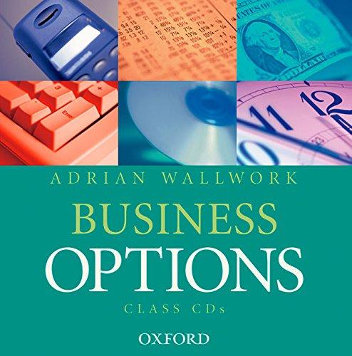 9780194572187: Business Options: Class CD (2): Class Audio CDs
