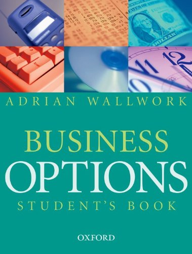 9780194572347: Business Options: Student's Book