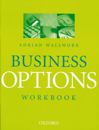 Business Options: Workbook: Adrian Wallwork