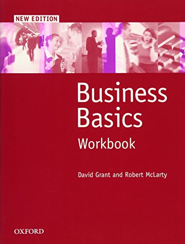 9780194573412: Business Basics: Workbook (Business Basics New Edition)