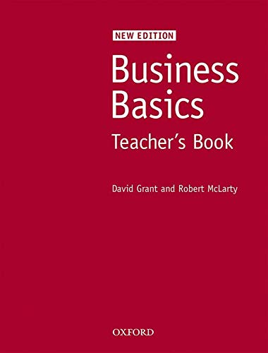 9780194573429: Business Basics: Teacher's Book