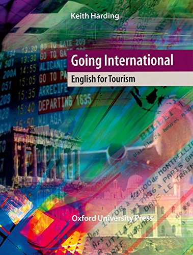 9780194574006: Going International: Student's Book: English for Tourism