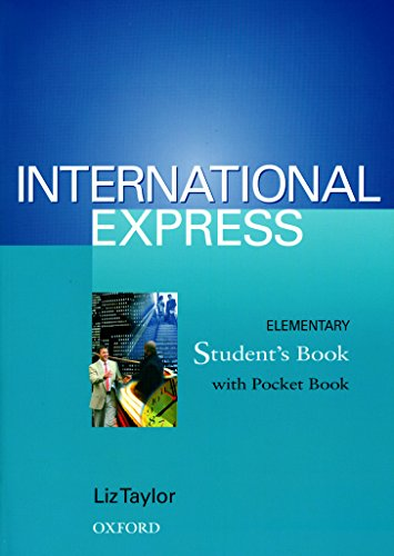 9780194574105: International Express Elementary: Student's Book (with Pocket Book): Student's Book (Including Pocket Book) Elementary level