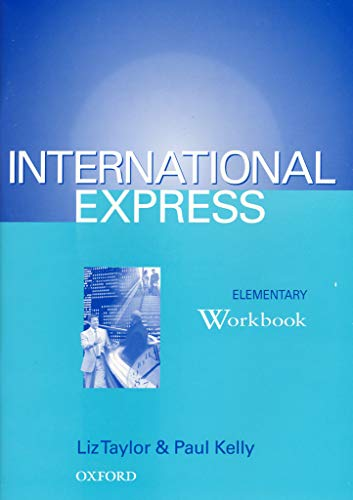 9780194574143: International Express: Workbook Elementary level