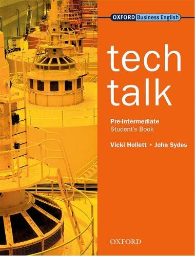 9780194574587: Tech Talk Pre-Intermediate. Student's Book: Student's Book Pre-intermediate lev