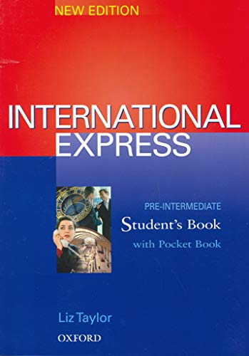 9780194574754: International Express: Student's Book (with Pocket Book) Pre-intermediate level