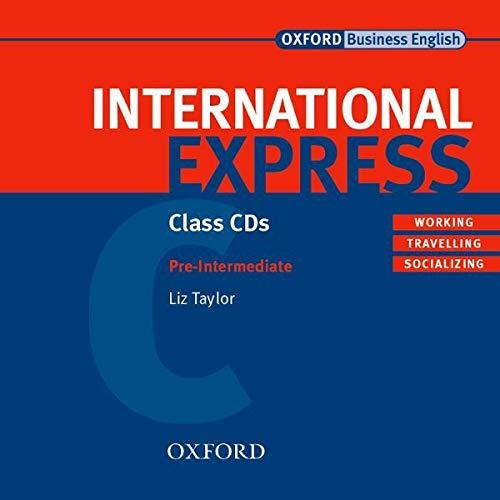 9780194574815: International Express: Pre-Intermediate: Class Audio CDs