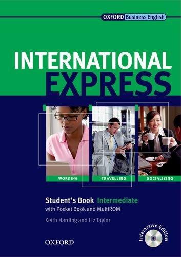 9780194574839: International Express Inter Students Bk