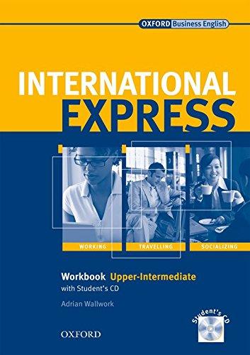 9780194574969: International Express: Upper-Intermediate: Workbook with Student's CD