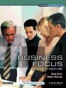 9780194575249: Business Focus. Pre-Intermediate. Student's Book a. Phraseb./inkl. CD-ROM