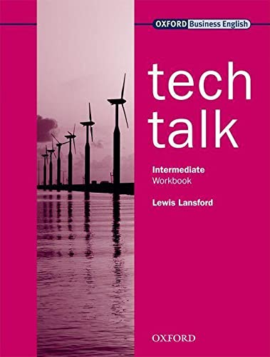 9780194575423: Tech Talk Intermediate: Workbook