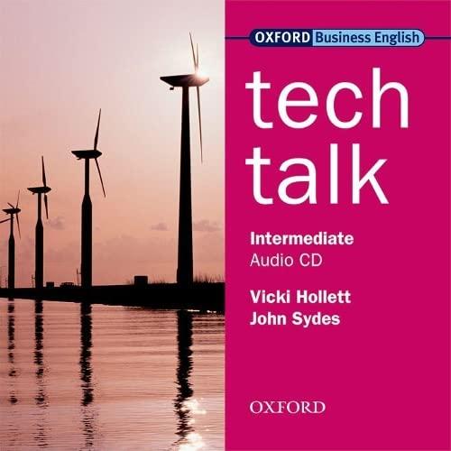 9780194575454: Tech Talk: Intermediate: Class Audio CD