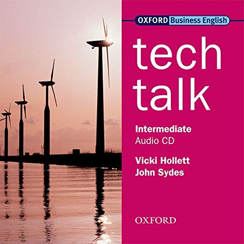 9780194575454: Tech Talk: Intermediate: Class Audio CD