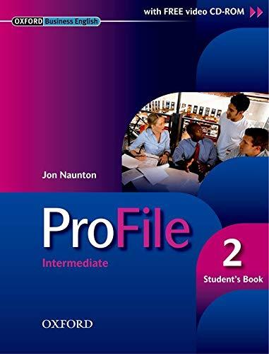 9780194575768: Profile. Student's book. Per le Scuole superiori. Con CD-ROM: 2