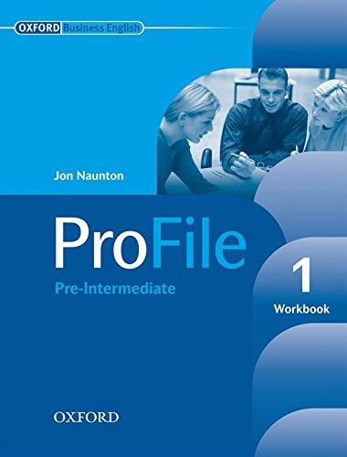 9780194575843: Profile. Workbook. Per le Scuole superiori. Con CD-ROM: Profile 1: Workbook