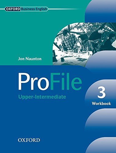 9780194575867: ProFile 3: Workbook