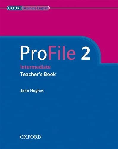 9780194575881: Profile 2: Intermediate Teacher's Book
