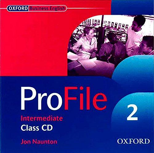 9780194575911: Profile 2: Intermediate Audio CD (1)