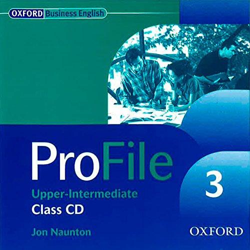 9780194575928: ProFile 3: Class Audio CD